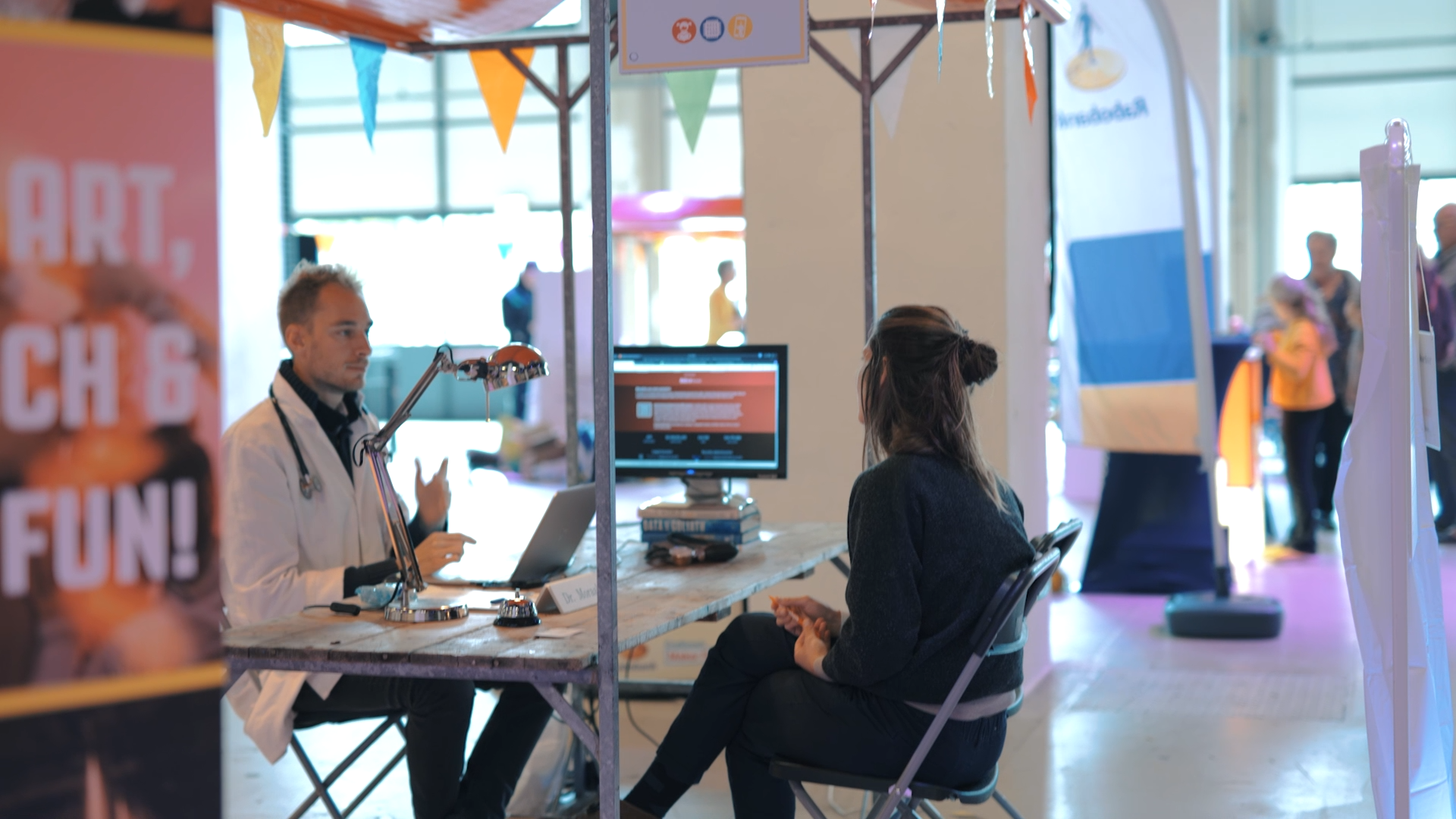 De Privacydokter in consult bij Maker Faire 2020
